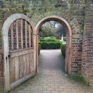 Doorway and gate