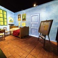 Vincent's bedroom