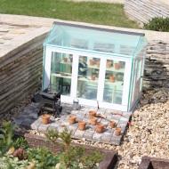 Model greenhouse