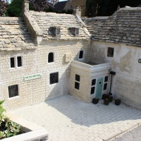 The Old New Inn Model Village