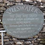 Ullswater sign