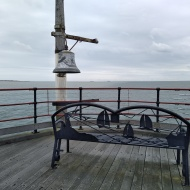 Bench and bell